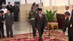 Presiden Lantik Panglima TNI dan Kepala BIN
