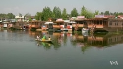 Indian Kashmir's Incredible Floating Homes Face Green Challenges