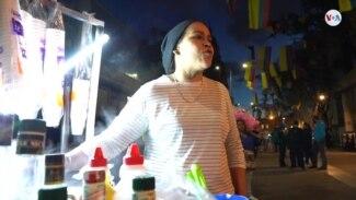 La realidad que le espera a un migrante en Bogotá