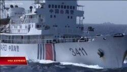 Việt Nam 'khẳng định chủ quyền' trước tin TQ cho phép cảnh sát biển sử dụng vũ khí