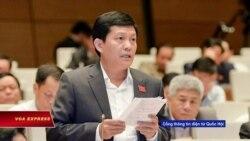 Truyền hình VOA 2/9/20: Đại biểu Quốc hội Việt Nam có quốc tịch châu Âu xin thôi chức