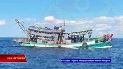 Truyền hình VOA 27/5/21: 2 tàu cá, 15 thuyền viên Việt Nam bị Malaysia bắt giữ