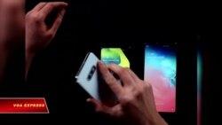 Samsung ra mắt điện thoại gập giá gần 2.000 đôla