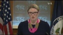 У Держдепі США стурбовані ескалацією конфлікту на Донбасі. Відео