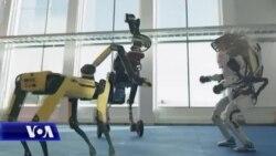 Robotët që vallëzojnë sikur njerëzit