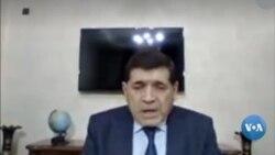"""""""Haqiqat va taraqqiyot"""" lideri tazyiqlarga bosh egmoqchi emas"""