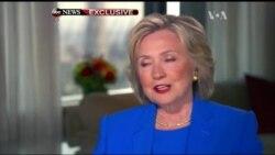 Клінтон вибачилась, хоче довіри виборців. Відео