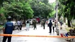克里访孟加拉 重要议题是反恐