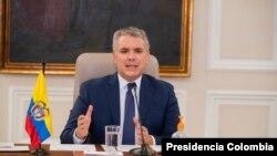 El presidente Iván Duque Márquez resaltó la realización de pruebas pilotos que se vienen adelantando en los municipios donde no hay contagios.