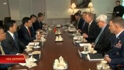 Truyền hình VOA 25/5/19: Phó Thủ tướng Việt Nam thăm Ngũ Giác Đài
