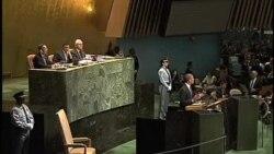 奥巴马呼吁结束极端主义并批评叙利亚