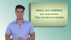 Everyday Grammar: While vs. Whereas