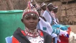 摒弃女性割礼 新成年仪式在肯尼亚渐渐生根