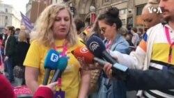Selma Kešetović: Izlazak na ulicu i ukazivanje na probleme je najmoćnija poruka