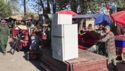 تباہ حال افغان معیشت، لوگ گھروں کا سامان بیچنے پر مجبور