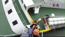 Cảnh sát Hàn Quốc truy lùng doanh nhân liên quan đến vụ chìm phà Sewol