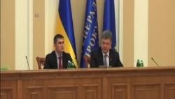 烏克蘭總統將公佈和平計劃