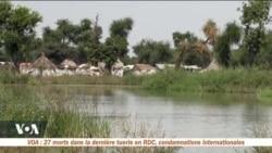 Les réfugiés du Sudan du Sud peinent à se réinstaller après les inondations