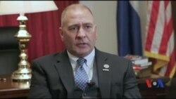 Конгресмен США поділився враженнями від візиту до України. Відео