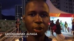 Abdoulrazak Alfaga représentera le Niger au Taekwondo