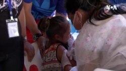 薩摩亞發起大規模麻疹預防接種行動