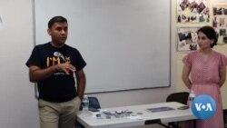 """Khan Academy Uzbek"" asoschilari Nyu-Yorkda"