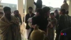 چارسدہ میں یونیورسٹی پر حملہ