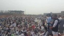 Pashtun Long March Pakistan Peshawar