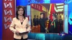 VOA连线:解放军新五大战区 凸显中国军事企图