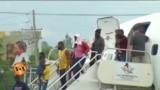 پناہ کے متلاشی امریکہ پہنچنے والے ہیٹی کے ہزاروں افراد کی جبراً واپسی
