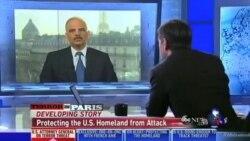 美司法部长吁各国对恐怖威胁保持警惕