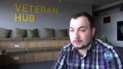 «Ветеранський хаб» планують розширятися за допомогою уряду США. Відео