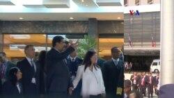 Doble de Maduro aparece en la Cumbre de las Américas