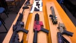 美國司法部宣佈打擊非法槍支販運計劃