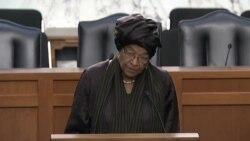 قدردانی رئیس جمهور لیبریا از تلاش های آمریکا برای مهار ابولا در آن کشور