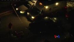2016-02-28 美國之音視頻新聞: 維州一警察星期五上任 星期六即遭槍擊身亡