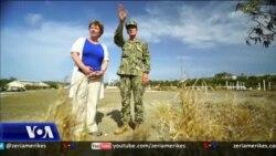 Gratë që punojnë në burgun e Guantanamos