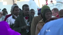 Overwhelmed by Migrants, Italy Mulls Military Action to Stabilize Libya