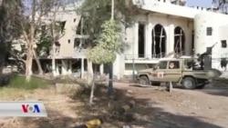 پێشڕەوی هێزە سەربازییەکانی لیبیا دژ بە داعش