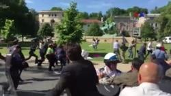Թուրքիայի անվտանգության աշխատակիցները մասնակցել են Վաշինգտոնում տեղի ունեցած ծեծկռտուքին