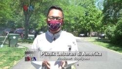 Kampung Amerika: Wong Jowo Piknik Lebaran Nok AS