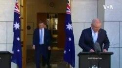 澳大利亞呼籲世衛成員國支持對新冠病毒大流行展開調查