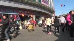 2015-ci il Çin iqtisadiyyatı üçün çətin il olub