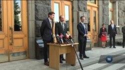 Головні заяви Весса Мітчелла в Києві. Відео