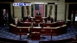 VOA60 America - Representative Ted Poe announces his resignation from the conservative House Freedom Caucus