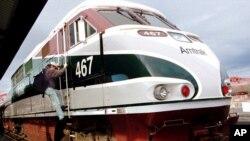 Amtrak, el ferrocarril de pasajeros de EE.UU. espera trabajar con la futura administración de Joe Biden.
