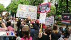 Karşıt Görüşlü Gruplar Portland'da Gösterilere Kararlı