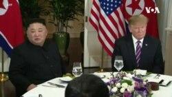 特朗普總統對北韓發出嚴重警告