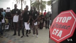 Activists in Dakar Demand End to Colonial-Era Currency