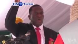 Zimbabwe Yabonye Perezida Mushya: Emmerson Mnangagwa